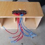 solar battery wiring