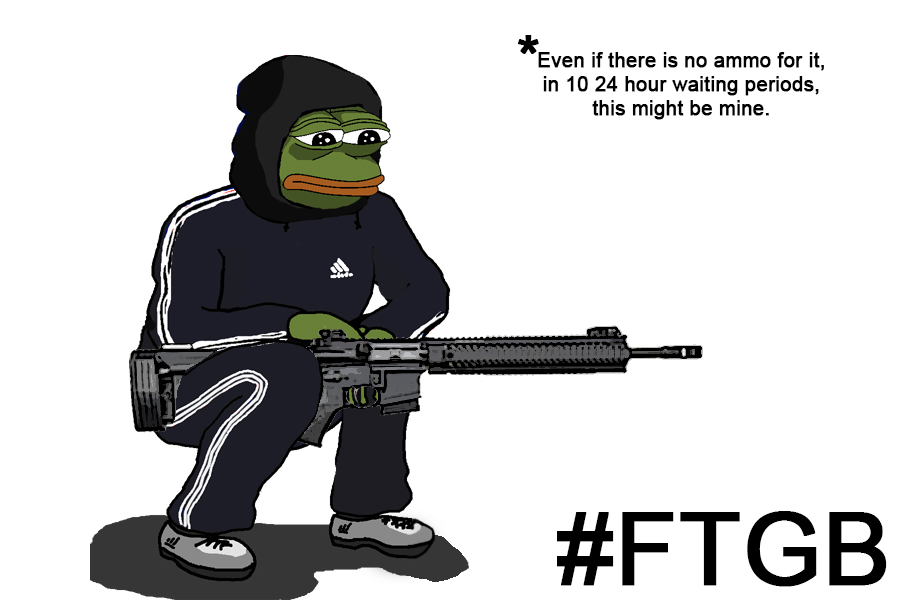 FTGB California Pepe