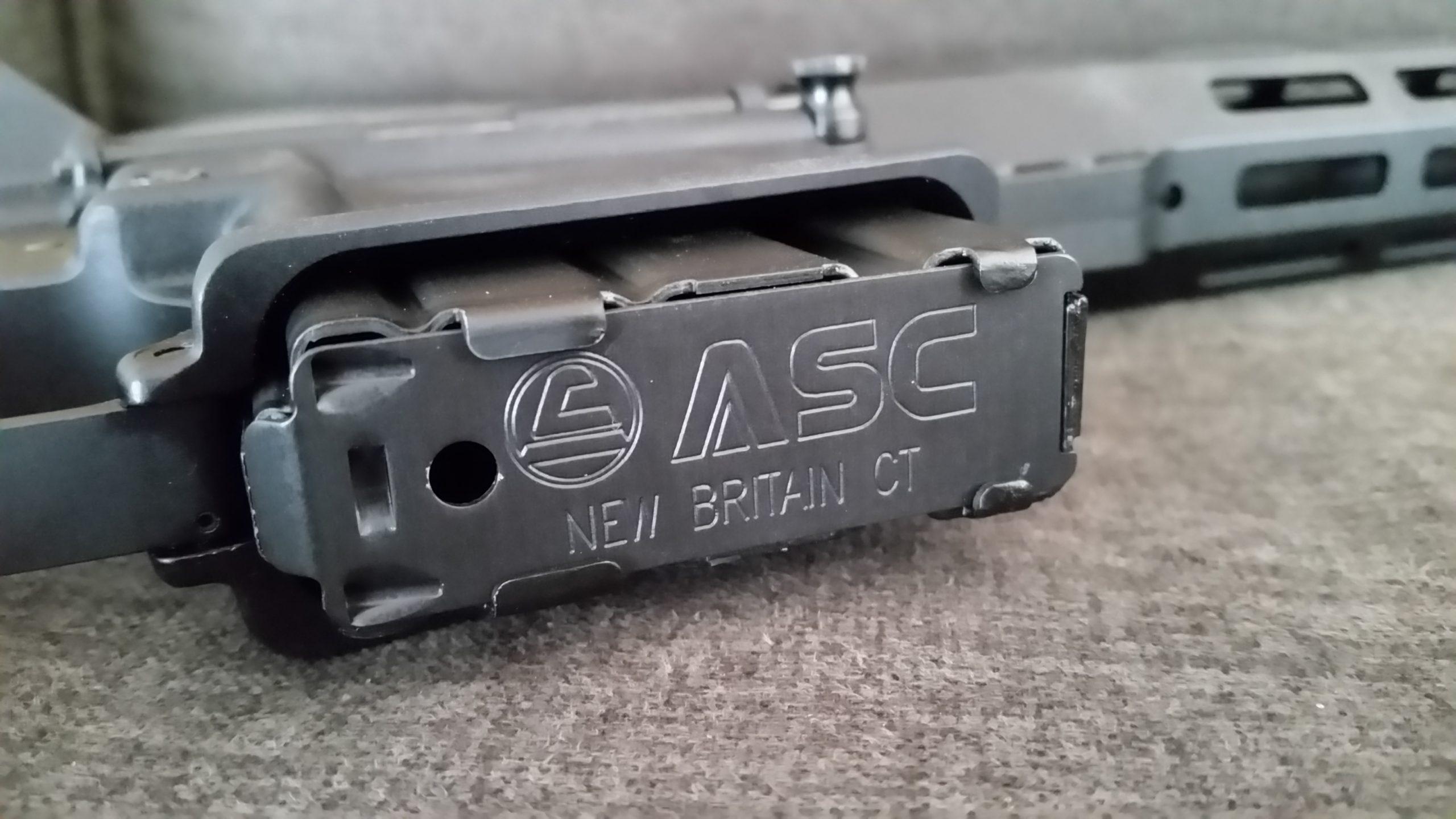 asc stamped aluminum